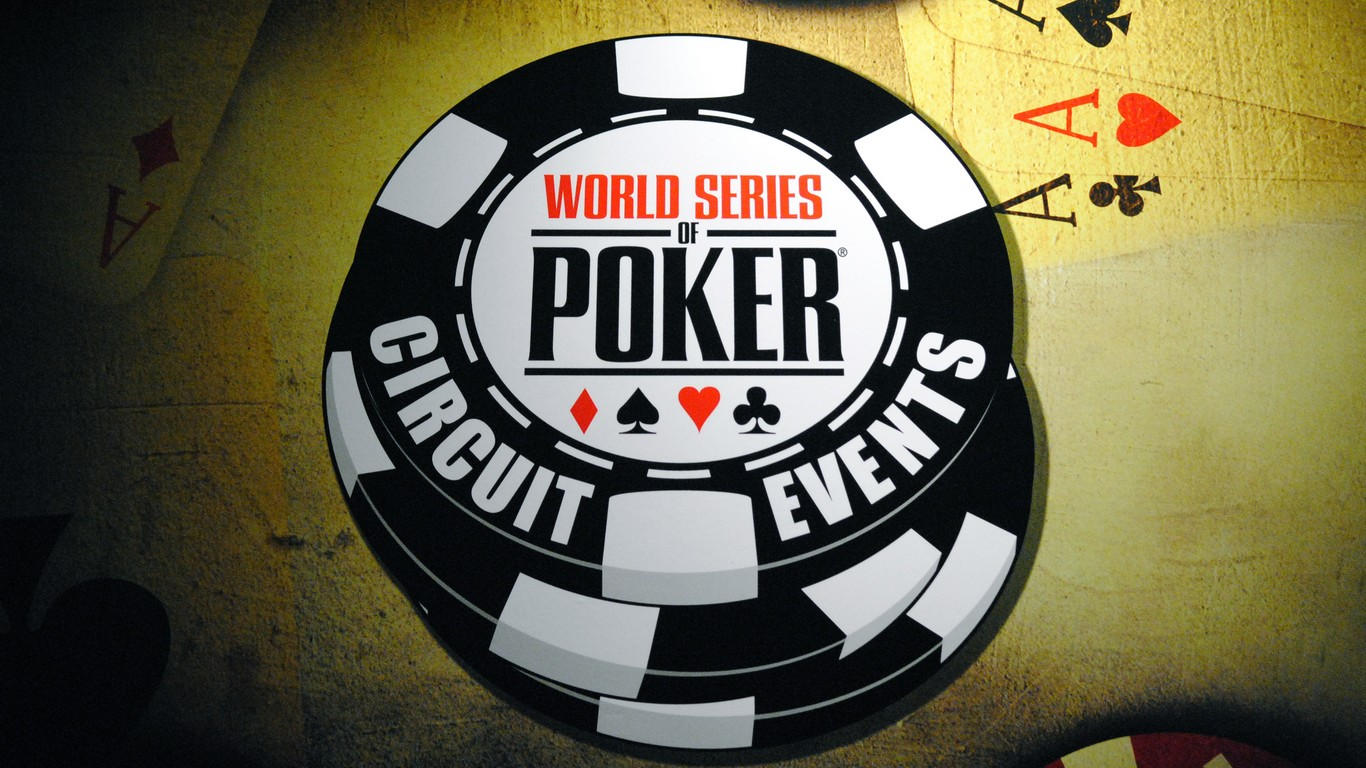 World Series of Poker live