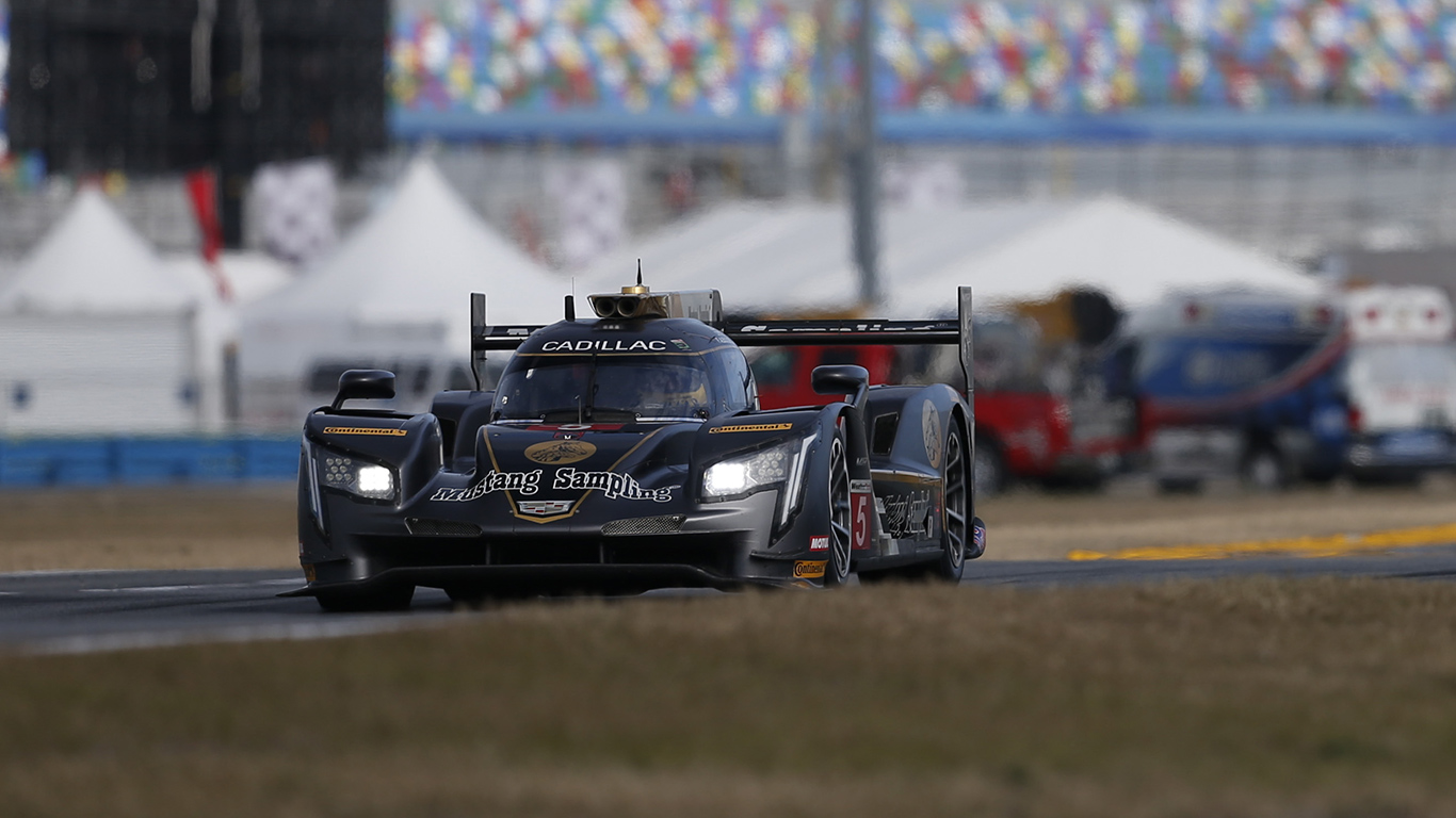 24h Daytona en direct